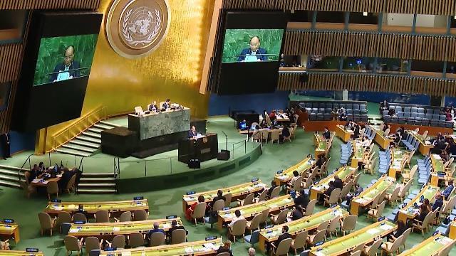 """Việt Nam đề cao """"trách nhiệm kép"""" của mỗi quốc gia đối với những vấn đề toàn cầu"""