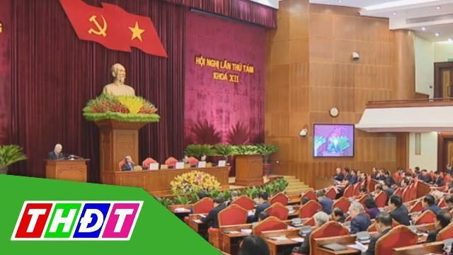 Khai mạc Hội nghị lần thứ 8, Ban chấp hành Trung ương Đảng Khóa XII