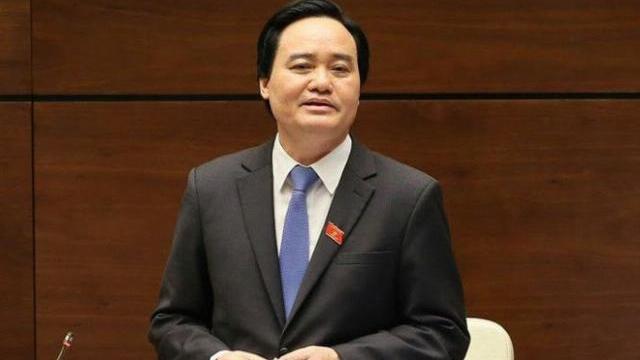 Bộ trưởng Phùng Xuân Nhạ: 'Tôi kiên quyết chống tiêu cực trong thi cử'