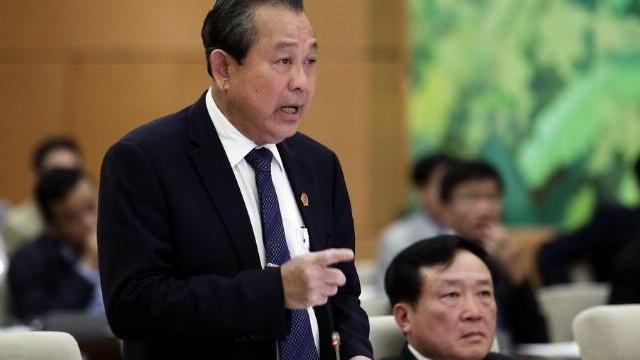 Phó thủ tướng Trương Hoà Bình nói về quy định trách nhiệm nêu gương