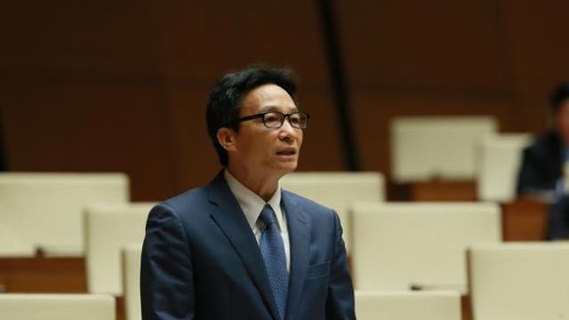 Phó thủ tướng Vũ Đức Đam nói về triết lý giáo dục Việt Nam