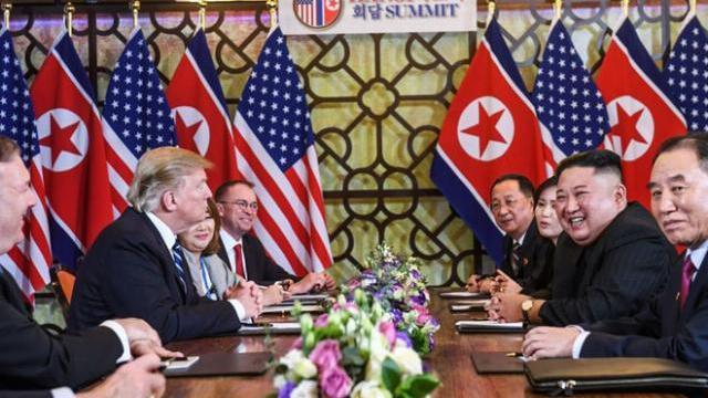 Ông Kim Jong Un hoan nghênh Mỹ lập văn phòng ở Bình Nhưỡng