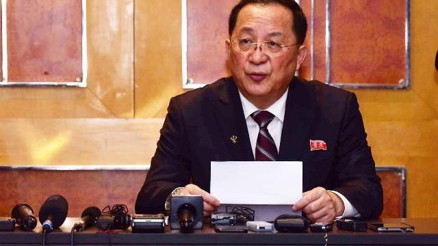 NÓNG: Triều Tiên họp báo lúc nửa đêm sau hội nghị thượng đỉnh Mỹ-Triều lần hai