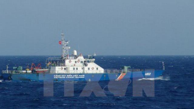Kiểm ngư Việt Nam truy đuổi tàu Indonesia