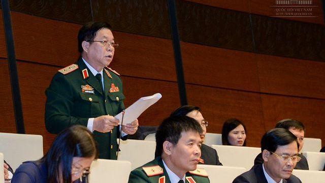 Thượng tướng Nguyễn Trọng Nghĩa: 'Nhiệm vụ bảo vệ chủ quyền luôn đặt lên hàng đầu'