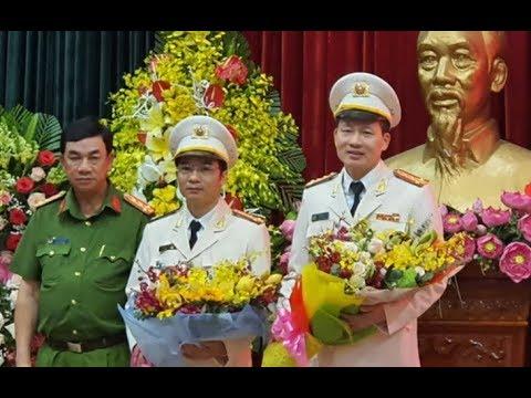 Đại tá Vũ Hồng Văn nhận chức giám đốc Công an tỉnh Đồng Nai