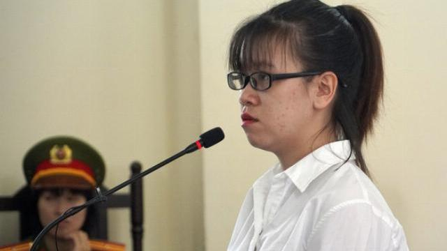 Vụ Alibaba: Kết án Nguyễn Huỳnh Tú Trinh cầm đầu nhóm đập phá xe cưỡng chế