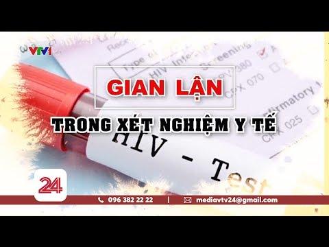 Gian lận xét nghiệm HIV tại Bệnh viện Xanh Pôn