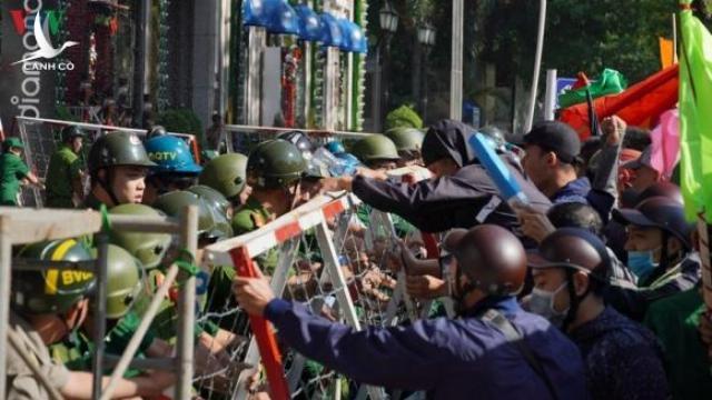 4.000 người diễn tập an ninh chống khủng bố tại trung tâm TP.HCM