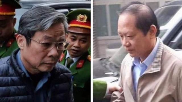 Hai cựu bộ trưởng Thông tin Truyền thông hầu tòa
