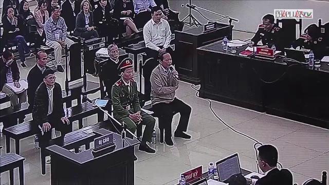 """Clip Ông Trương Minh Tuấn khai về việc nhận 200.000 USD """"cảm ơn vì ký quyết định"""" từ Phạm Nhật Vũ"""
