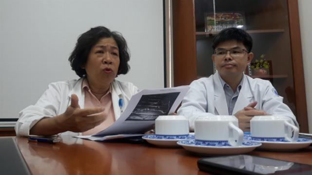 """Bác sĩ Nguyễn Bá Mỹ Nhi - phó giám đốc Bệnh viện Từ Dũ: """"Chúng tôi đã họp hội đồng chuyên môn 3 lần"""""""