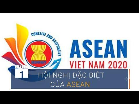 Hội nghị đặc biệt của ASEAN về đại dịch Covid-19