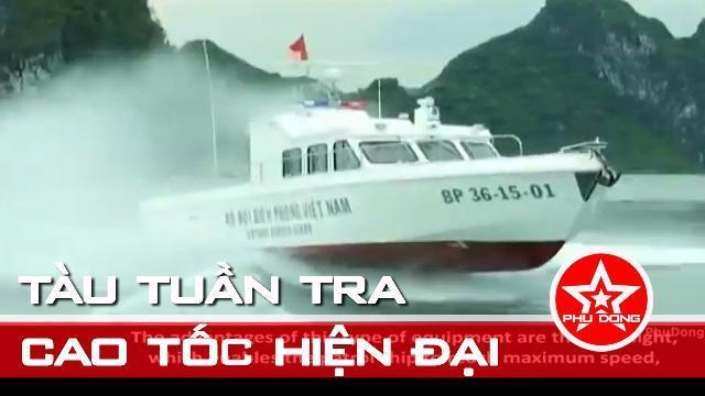 Công nghệ đóng tàu tuần tra cao tốc hiện đại của tư nhân cho Quân đội Việt Nam