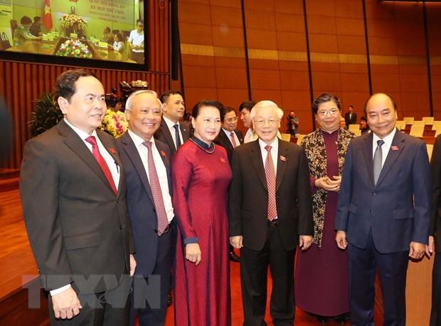 Trực tiếp: Kỳ họp thứ 9, Quốc hội khóa XIV