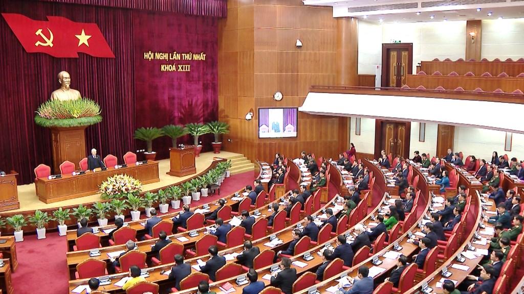 TRỰC TIẾP: Bế mạc Đại hội Đảng toàn quốc lần thứ XIII