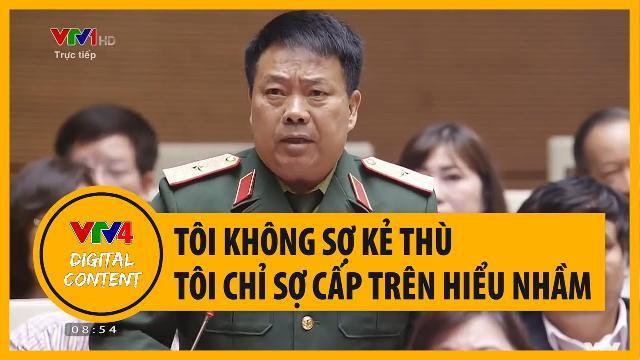 Đại biểu Quốc hội Sùng Thìn Cò ý kiến về cán bộ thiếu trách nhiệm, không sâu sát tình hình người dân