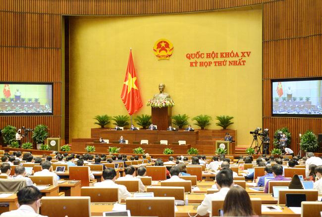 Quốc hội thảo luận kinh tế - xã hội và phòng chống Coivd-19