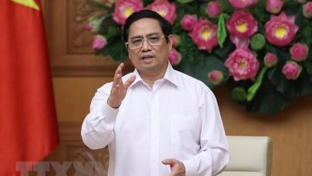 Thủ tướng: Hai tuần tới không làm xong Bộ trưởng Y tế chịu trách nhiệm