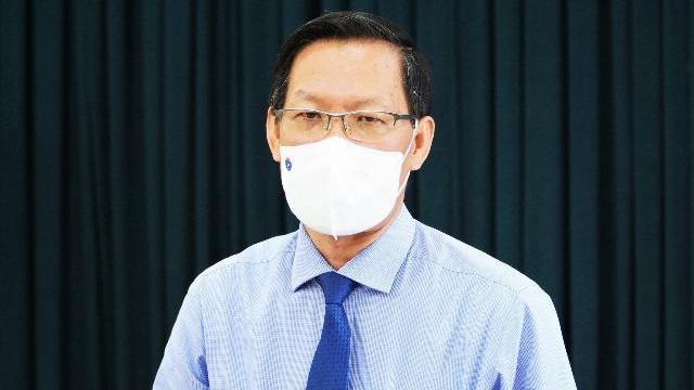 Tân Chủ tịch UBND TP.HCM Phan Văn Mãi 'Cấp bách nhất là chống dịch Covid-19'