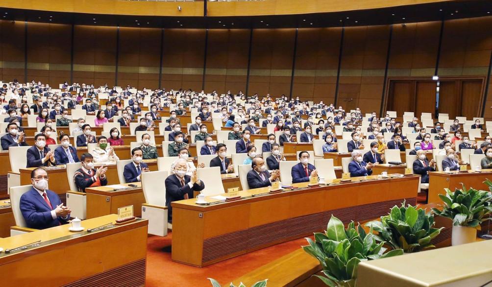 Trực Tiếp: Khai mạc Kỳ họp thứ 2 Quốc hội khóa XV