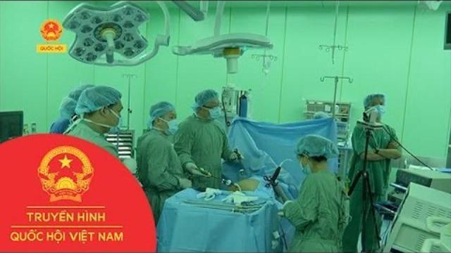 BV Đại học Y dược TP HCM tiến hành phương pháp tiên tiến trong điều trị ung thư thận