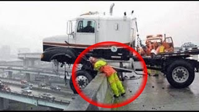 Những pha tai nạn bất ngờ ghi lại từ camera hành trình