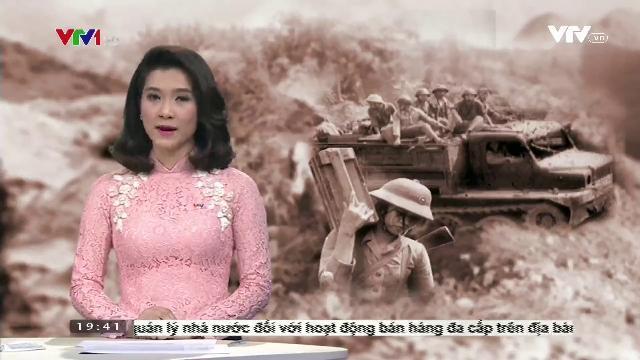 Ký ức biên giới tháng 2 | VTV.VN