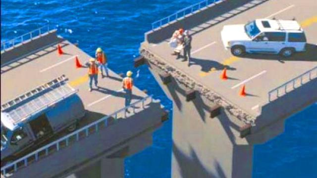 Những Cây Cầu Kỳ Lạ Và Độc Đáo Nhất Thế Giới