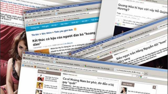 """""""Các tờ báo cần thay đổi bản thân, nếu không muốn bị gạt sang một bên"""""""
