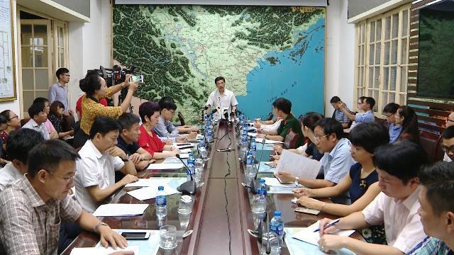 Ban Chỉ đạo Trung ương về phòng, chống thiên tai họp ứng phó mưa, lũ ở miền Bắc