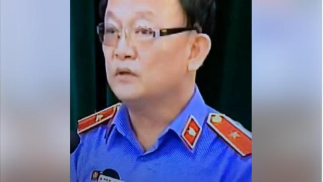 Viện trưởng VKSND tỉnh Long An khi dứt khoát muốn kết liễu tính mạng Hồ Duy Hải