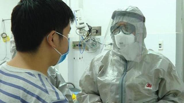 Bên trong phòng cách ly 2 bệnh nhân nhiễm virus Corona ở bệnh viên Chợ Rẫy
