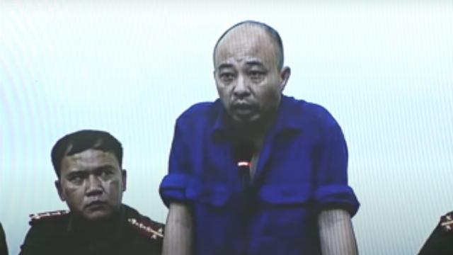 Lời khai của Đường Nhuệ tại tòa khi được hỏi vì sao chiếm công ty Lâm Quyết