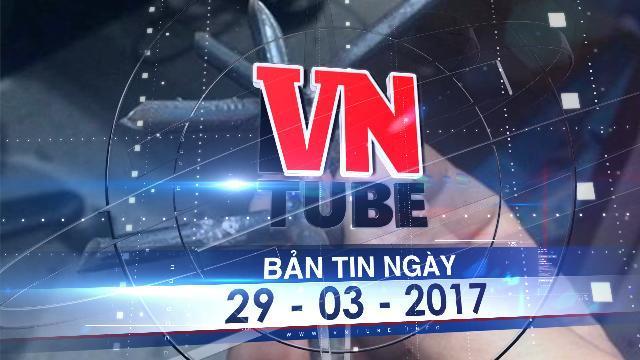 Bản tin VnTube ngày 29-03-2017: Tìm ra nghi phạm 'giết người bằng bàn đinh kiểu mới' ở Sơn La