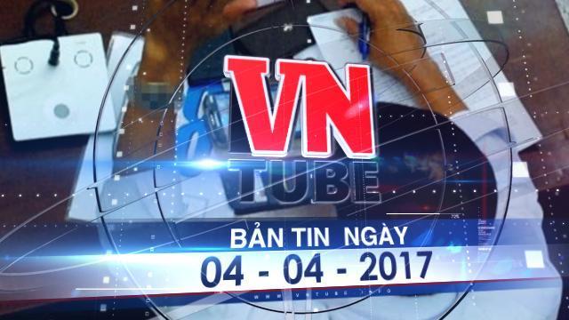 Bản tin VnTube ngày 04-04-2017: Qui định mới: Cán bộ không cài game vào máy tính bảng