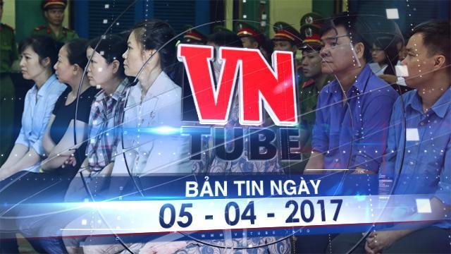 Bản tin VnTube ngày 03-04-2017: Cụ bà 83 tuổi cầm đầu đường dây buôn bán ma túy, thu hơn 20.000 USD