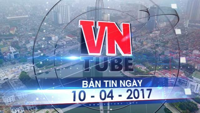 Bản tin VnTube ngày 10 - 04 - 2017: Lấp một phần hồ Thành Công xây chung cư