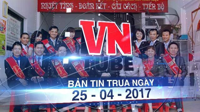 Bản tin VnTube trưa ngày 25-04-2017: Chấm dứt hoạt động bán hàng đa cấp của Thiên Ngọc Minh Uy