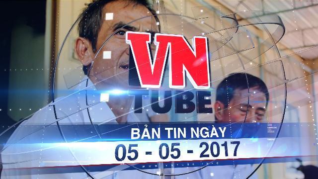 Bản tin VnTube ngày 05-05-2017: Ông Huỳnh Văn Nén đã nhận tiền bồi thường sau 17 năm tù oan
