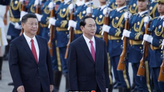 Vị thế Việt Nam qua chuyến thăm Trung Quốc