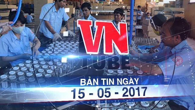 Bản tin VnTube ngày 15-05-2017: Quy mô doanh nghiệp Việt Nam đang có xu hướng nhỏ dần