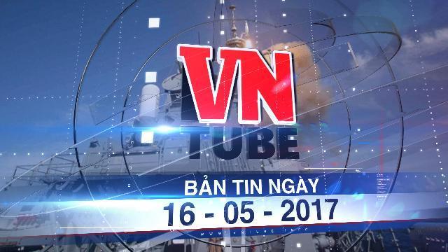 Bản tin VnTube ngày 16-05-2017: Tàu phòng thủ tên lửa Mỹ sẽ thử nghiệm đánh chặn gần Hawaii
