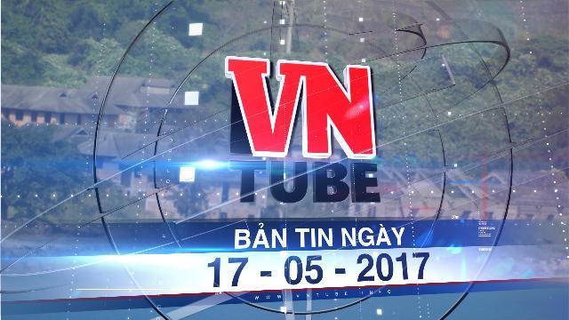 Bản tin VnTube ngày 17-05-2017: Đà Nẵng sẽ thu hồi các dự án chậm triển khai ở ven biển