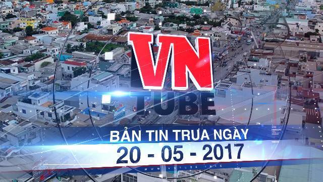 Bản tin VnTube trưa ngày 20-05-2017: Hóc Môn, Nhà Bè, Bình Chánh chưa đáp ứng tiêu chí lên quận