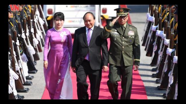 Chuyến đi mở đường quan trọng của Thủ tướng Nguyễn Xuân Phúc