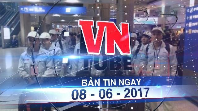 Bản tin VnTube ngày 08-06-2017: Họp khẩn tìm giải pháp giúp lao động Việt Nam ở Qatar