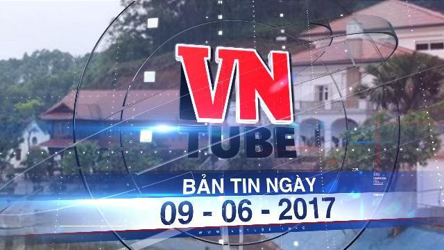 Bản tin VnTube ngày 09-06-2017: Thanh tra vụ 1,3ha đất rừng thành cụm biệt thự giám đốc sở