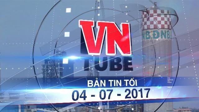 Bản tin VnTube tối 04-07-2017: Lỗ nghìn tỉ, Đạm Ninh Bình xin Chính phủ trả nợ thay