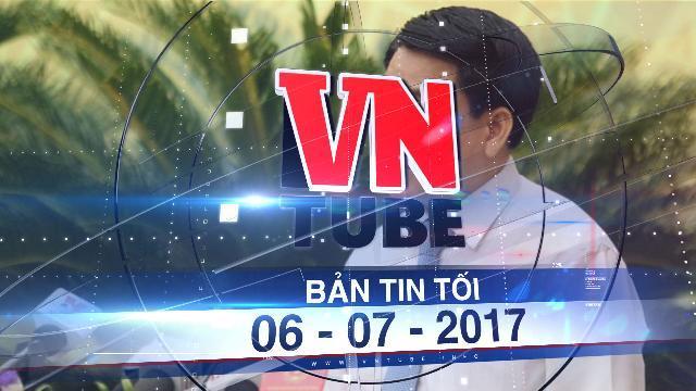 Bản tin VnTube tối 06-07-2017: Hà Nội vẫn cấp sổ đỏ cho dân mua nhà tại dự án vi phạm